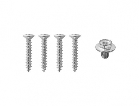 Amortizor hidraulic pentru usa, 40-60 kg,reglare dubla aluminiu alb [1]
