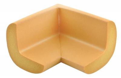 Aparatori moi pentru colturi masa forma L camera copilului,culoare maro set/4buc3