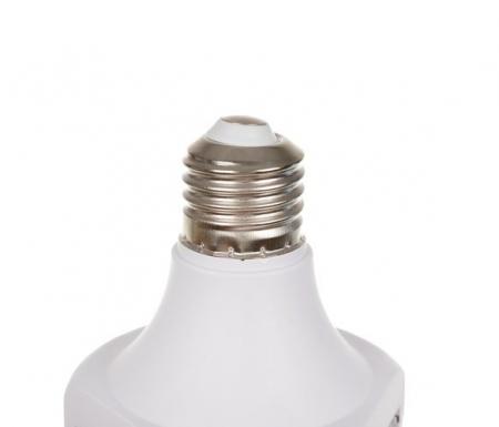 Bec LED pliabil  tip candelabru cu trei brate E27 45W 6500K [3]