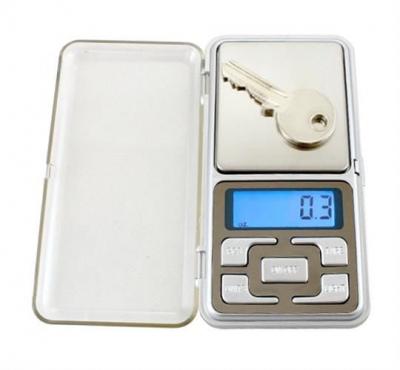 Cantar Electronic Mini  500g, Precizie de 0,1 g cu Functie Tara [1]