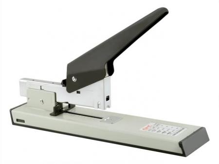 Capsator profesional 100 coli hartie manual capse 23/6 23/8  23/10  23/13 cu mecanism metal [0]