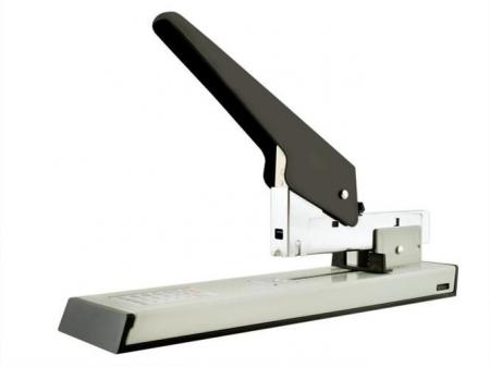 Capsator profesional 100 coli hartie manual capse 23/6 23/8  23/10  23/13 cu mecanism metal [2]