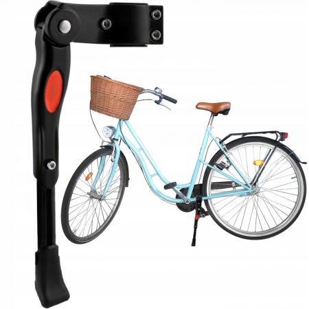 Cric bicicleta, MT MALATEC, reglabil 24-29 inch, aluminiu, maxim 10 kg, prindere laterala [8]