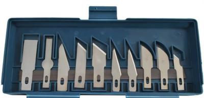 Cuțite de modelat precise de artizanat tip bisturiu lame de modelat cu banda magnetica - set 16 buc cutie8