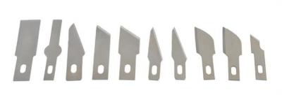 Cuțite de modelat precise de artizanat tip bisturiu lame de modelat cu banda magnetica - set 16 buc cutie4