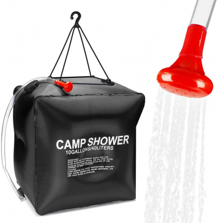 Dus portabil camping 40 litri [0]