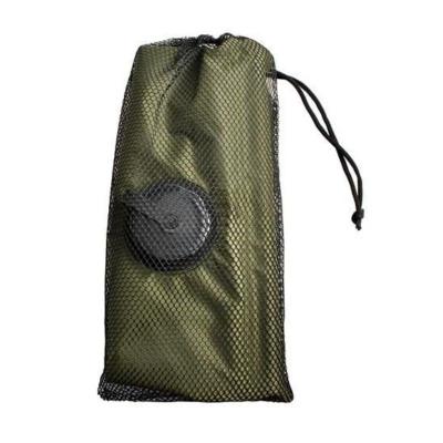 Dus solar portabil pentru camping, MT MALATEC, capacitate 20 litri, termometru, buzunar dublu [3]