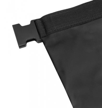 Geanta impermeabila de mare Dry-Bag 20 litri 55 x 37cm neagra [2]