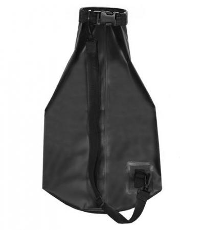 Geanta impermeabila de mare Dry-Bag 20 litri 55 x 37cm neagra [3]
