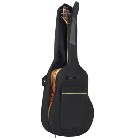 Husa pentru Chitara clasica acustica 107x 41,5 cm impermeabila  neagra [15]