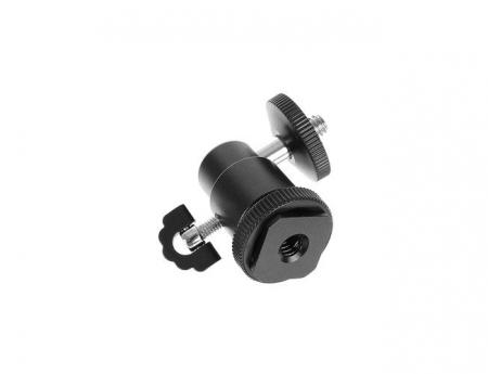 Lampa foto circulara LED cu telecomanda, lumina calda/rece/neutra  + Trepied cu Inaltime Reglabila Suport pentru Telefon si Aparat Foto [3]