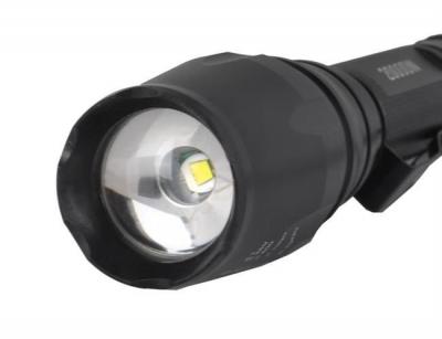 Lanterna LED CREE, vizibilitate 300 m, zoom x2000, acumulator 4800 mAh [13]