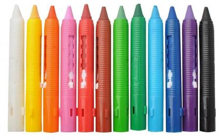Make up pictura fata copii petrecere set 12 culori non alergice [7]