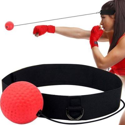 Minge reflex pentru fitness, antrenament box si dezvoltarea reflexelor, pentru adulti si copii [7]