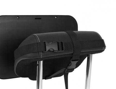 Oglinda auto vizibilitate bebe, retrovizoare montare tetiera, suprafata anti-alunecare, 30x18.7x2.5 cm8