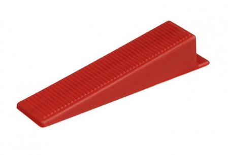 Set 500 clipsuri - 1 mm si 100 pene, sistem nivelare gresie [3]