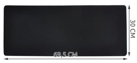 Pad pentru Mouse si Tastatura Antiderapant 69,5 x 30 cm [5]