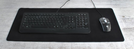Pad pentru Mouse si Tastatura Antiderapant 69,5 x 30 cm [4]