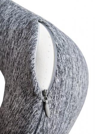 Pernă de călătorie 3D din spumă cu memorie [4]