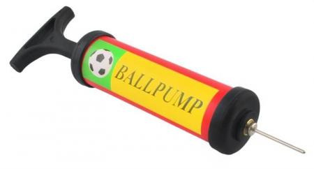 Perna pentru echilibru si masaj gonflabila, cu pompa, diametru 34 cm, albastru [8]