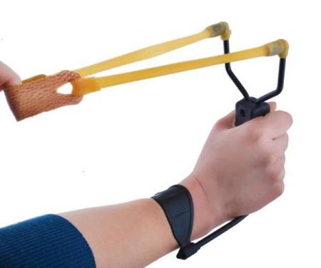 Prastie metal cu maner antiderapant cu suport antebrat si corzi elastice [4]