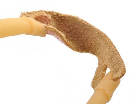 Prastie metal cu maner antiderapant cu suport antebrat si corzi elastice [9]