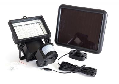 Proiector solar senzor miscare si lumina cu 60 LEDURI, 400lm IP44 lampa solara [0]