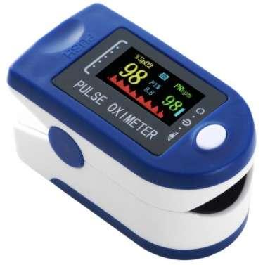 Pulsoximetru Monitor puls , saturația oxigenului din sânge si indicele de perfuzie4