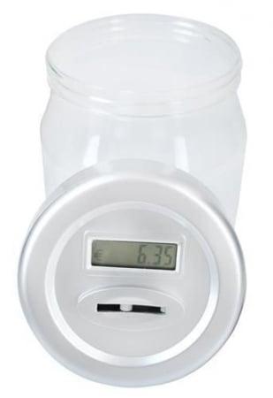 Pusculita digitala numara automat contor cu afisaj LCD6