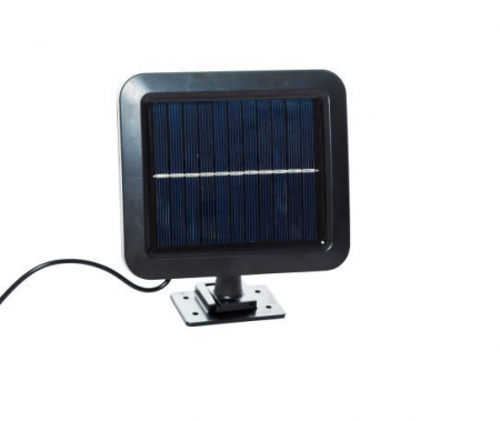 Reflector solar 100 LED-URI, Senzor de miscare  Raza 5 M, IP65 [3]