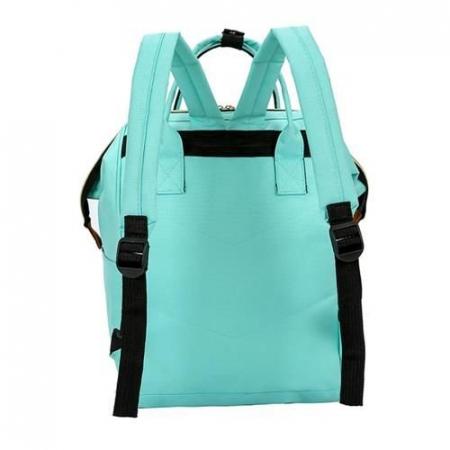 Rucsac geanta multifunctionala pentru mamici Living Traveling atasabil la carucior organizator articole bleu [2]
