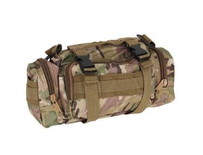 Rucsac militar 45L, 2 deschideri, 3 buzunare de camuflaj camping trekking [12]