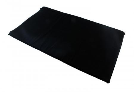 Saltea cu acupunctura si masaj 74x43 cm culoare negru [4]