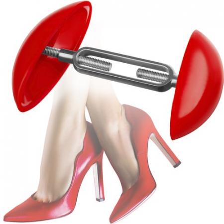 Set 2 sanuri reglabile pentru pantofi dama [4]