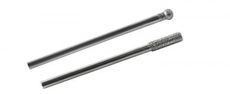 Set 30 Capete diamantate gravare frezare pentru pila electrica de unghii sau universal1