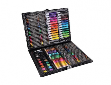 Set Complet pentru Desenat si Pictat, 168 de Elemente, multicolor [1]