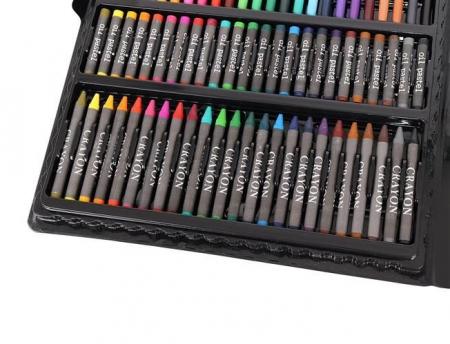 Set Complet pentru Desenat si Pictat, 168 de Elemente, multicolor [2]