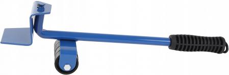 Set Pentru Ridicat si transportat mobila 4 picioare cu roti si maneta de ridicare max 150kg [4]