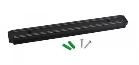 Suport magnetic pentru bucatarie,garaj  fixare perete, accesorii montare, 33x5 cm [4]