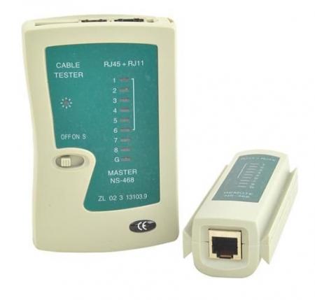 Tester UTP pentru cablul de retea de internet [0]