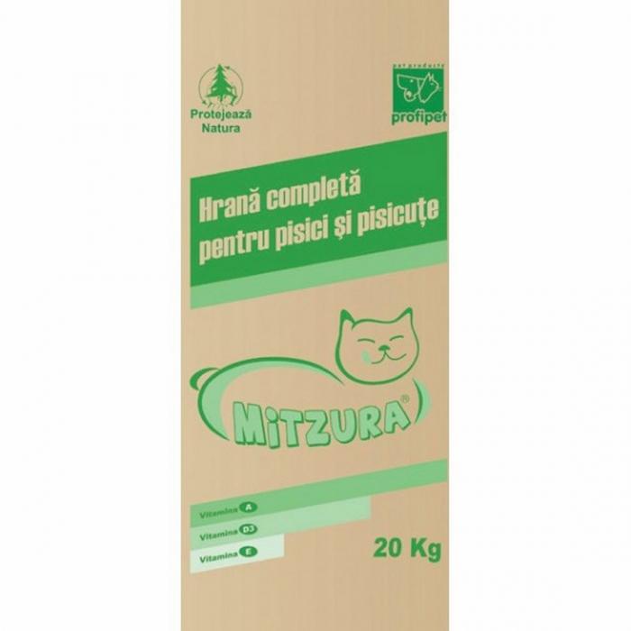 Hrana Pisica Mitzura Mix,20 Kg 0