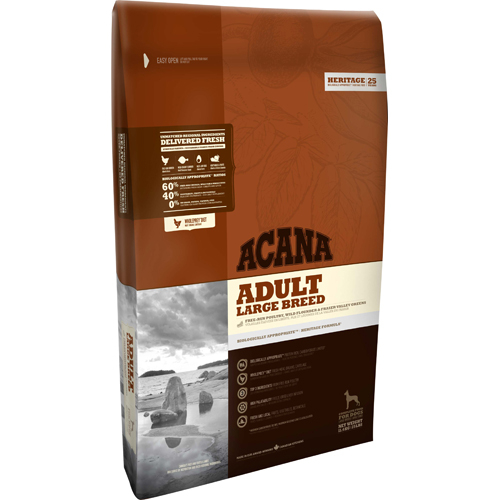 Acana Adult Large Breed Heritage 17 Kg 0