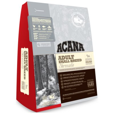 Acana Heritage Adult Small Breed 6 kg 0