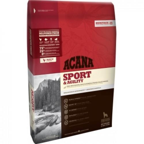 Acana Heritage Sport & Agility 17 kg 0