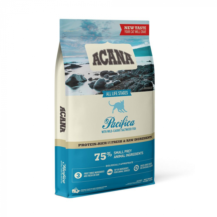 Acana Pacifica Cat New 4,5 kg 0
