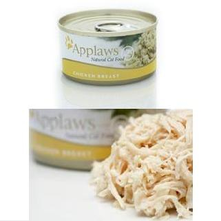 Applaws Cat Adult - Piept de pui 156g 0