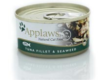 Applaws Cat Adult - Ton File si Alge Marine 70g 0