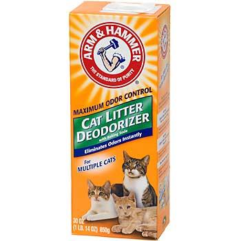 ARM&HAMMER Cat Litter Deodorizer 565g 0