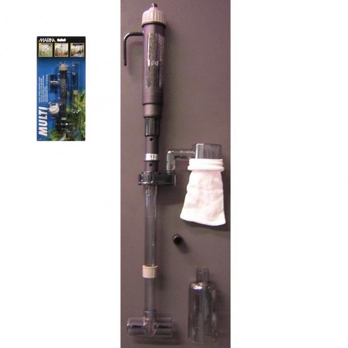 Aspirator substrat cu baterii Marina 0