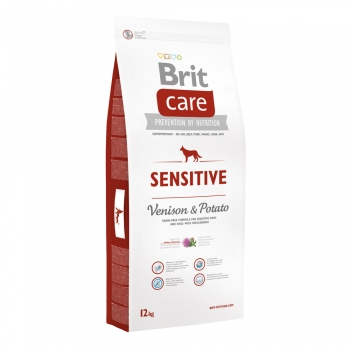 Brit Care Sensitive Venison 12 kg 0